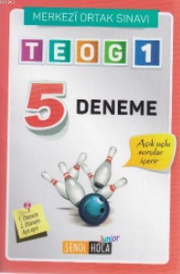 Teog-1 5'li Deneme