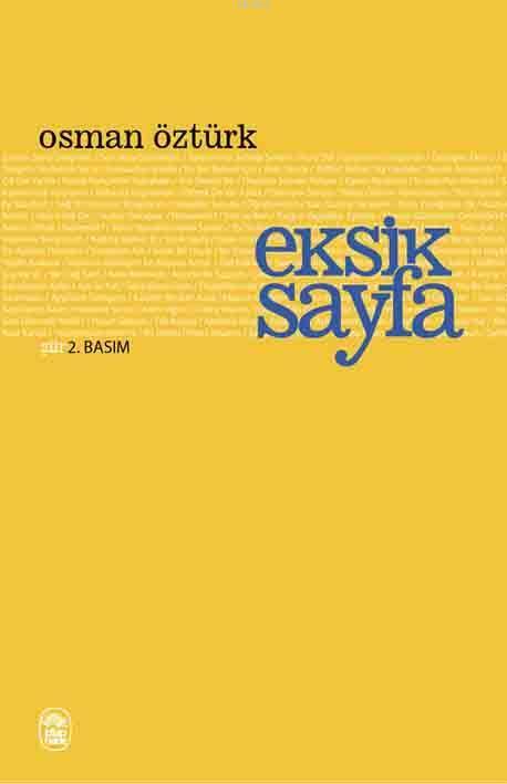 Eksik Sayfa