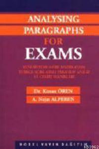 Analysing Paragraphs For Exam