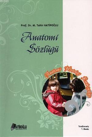 Anatomi Sözlüğü (8. Baskı)