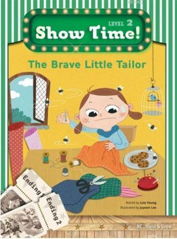 The Brave Little Tailor + Workbook + Multirom (Show Time Level 2)