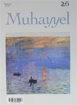 Muhayyel Dergisi Sayı: 26 Haziran 2020