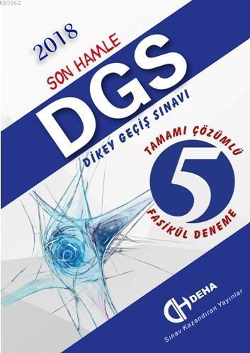 Dgs - Dikey Geçiş Sınavı  Tamamı Çözümlü Fasikül Deneme