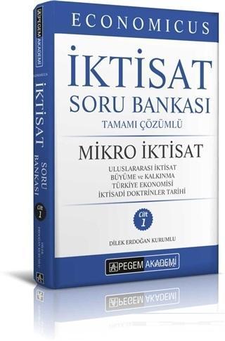 Economicus Mikro İktisat Tamamı Çözümlü Soru Bankası Cilt 1