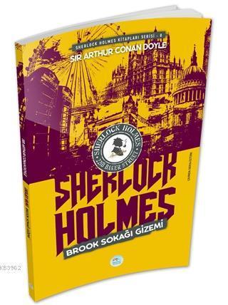 Brook Sokağı Gizemi - Sherlock Holmes
