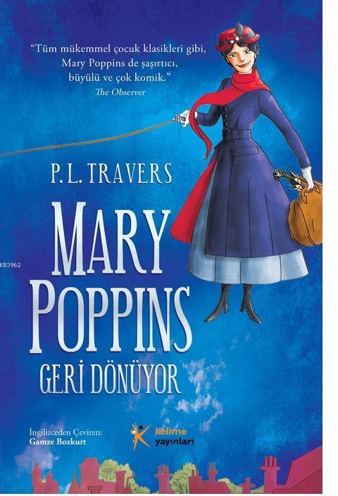Mary Poppins Geri Dönüyor