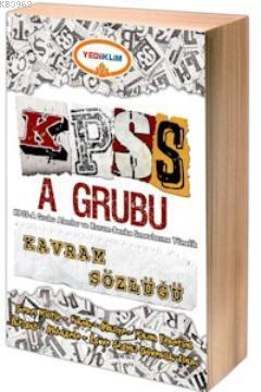 KPSS A Grubu Kavram Sözlüğü