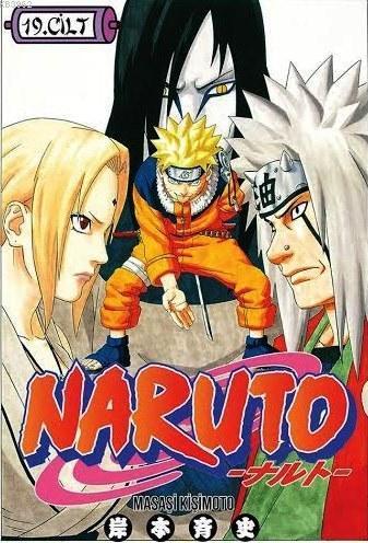 Naruto 19. Cilt; Varis