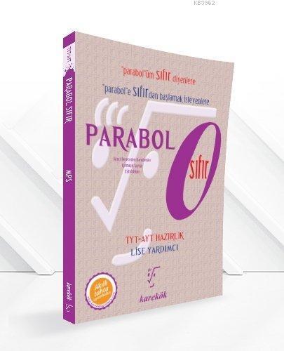 Karekök Yayınları TYT AYT Parabol Sıfır Karekök