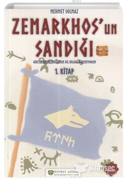 Zemarkhos'Un Sandiği/Mehmet Solmaz/Yazmabecerileri