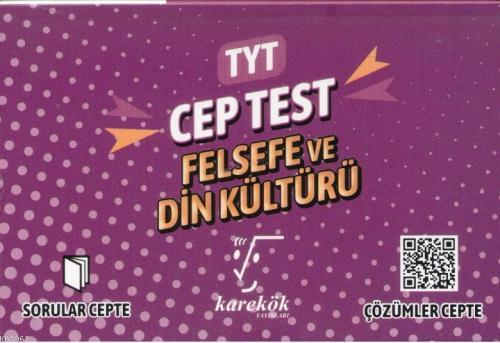 TYT Cep Test Felsefe ve Din Kültürü