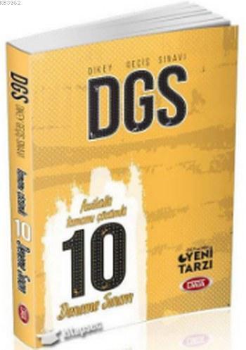 DGS Tamamı Çözümlü 10 Fasikül Deneme Sınavı 2017