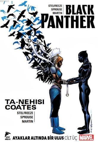 Black Panther Cilt 3; Ayaklar Altında Bir Ulus