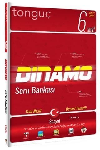 Tonguç 6.Sınıf Dinamo Sosyal Bilgiler Soru Bankası