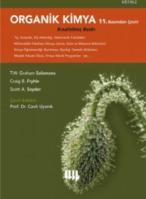 Organik Kimya 11.Basımdan Çeviri Kısaltılmış Baskı