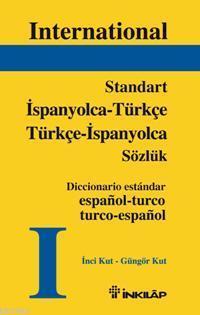 Standart İspanyolca-Türkçe/Türkçeİspanyolca Sözlük