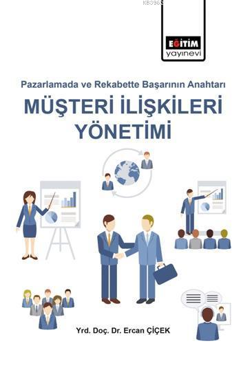 Müşteri İlişkileri Yönetimi; Pazarlamada ve Rekabette Başarının Anahtarı