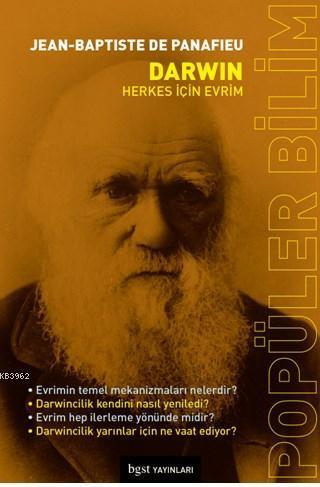 Darwin Herkes İçin Evrim; Jean-Baptiste de Panafieu