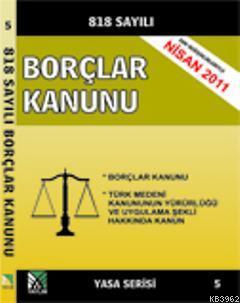 Borçlar Kanun; (Yasa Serisi 5)