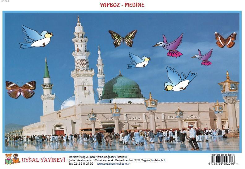 Yapboz 7 - Medine