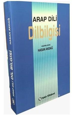 Arap Dili Dil Bilgisi