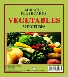 Miracle Flashcards - Vegetables