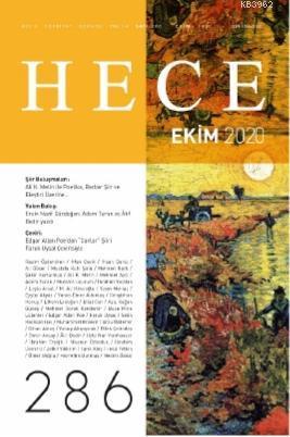 Hece Aylık Edebiyat Dergisi Sayı: 286