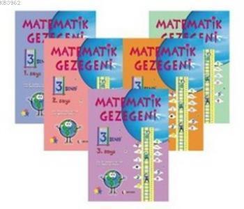 Matematik Gezegeni 2. Sınıf (5 Kitap Takım)