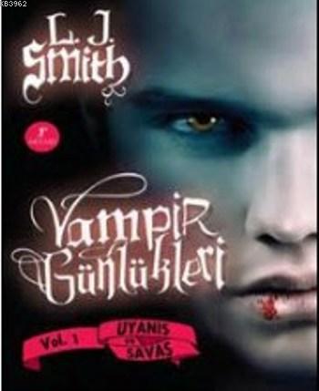 Vampir Günlükleri - Kurtuluş ve Konuşulmayan; Vol 2