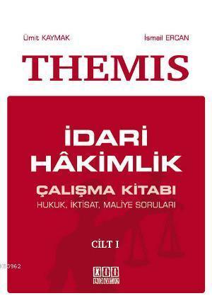 Themis-İdari Hakimlik Çalışma Kitabı (2 Cilt)