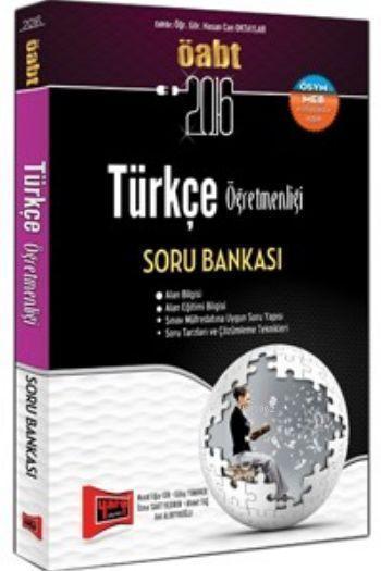ÖABT KPSS Türkçe Öğretmenliği Soru Bankası 2016