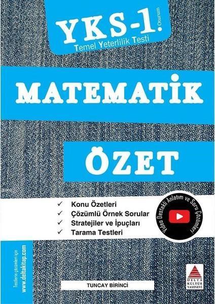 YKS 1. Oturum Matematik Özet
