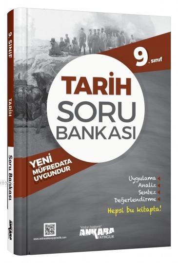 Ankara Yayınları 9. Sınıf Tarih Soru Bankası Ankara