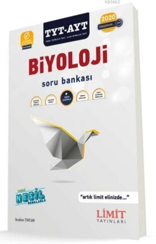 Limit TYT AYT Biyoloji Soru Bankası