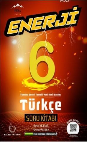 6. Sınıf Enerji Türkçe Soru Kitabı