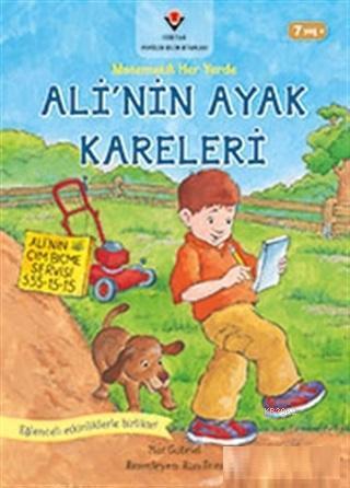 Ali'nin Ayak Kareleri - Matematik Her Yerde