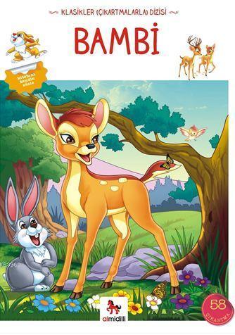 Bambi; Klasikler (Çıkartmalarla) Dizisi