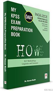 KPSS-ÖABT İngilizce Soru Bankası; My KPSS Exam Preperation Book