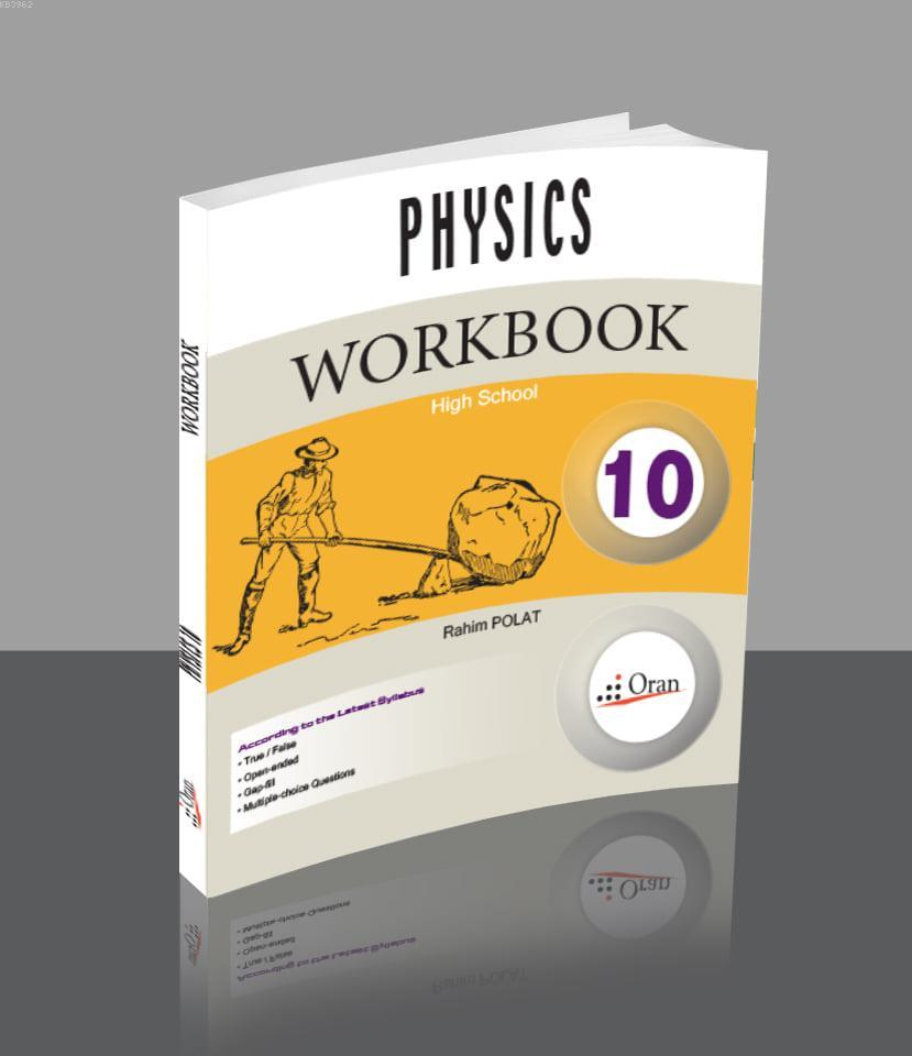 Physics 10 Workbook; Physics 10 Workbook