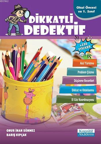 Dikkatli Dedektif - Okul Öncesi ve 1. Sınıf