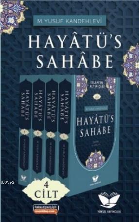 Hayatüs Sahabe (4 Cilt Takım)