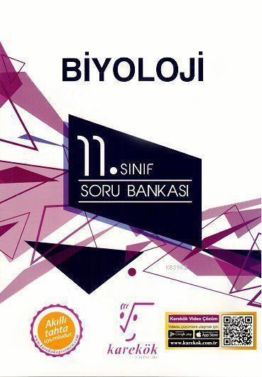 Karekök Yayınları 11. Sınıf Biyoloji İpuçlarıyla Soru Bankası