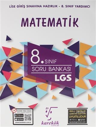 8.Sınıf Matematik LGS Soru Bankası