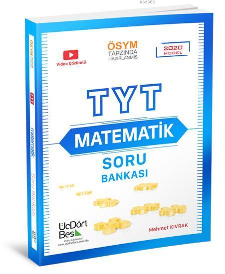 345 - TYT Matematik Soru Bankası - Yeni