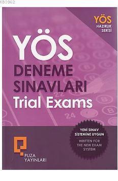 Puza YÖS Deneme Sınavları Trial Exams