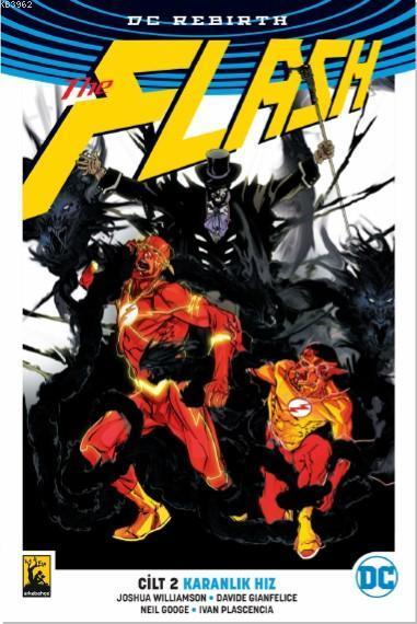 Flash Cilt 2 Karanlık Hız