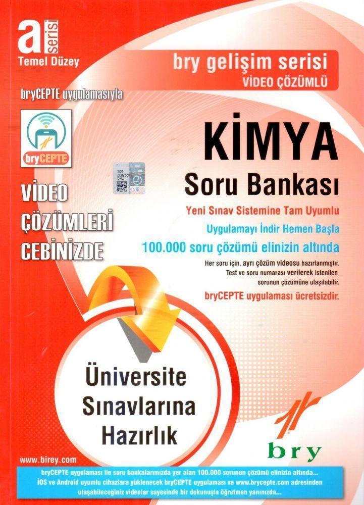 Kimya Soru Bankası (A Serisi) Temel Düzey Gelişim Serisi