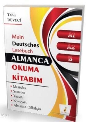 Almanca Okuma Kitabım A1 - A2 - B Seviyesi