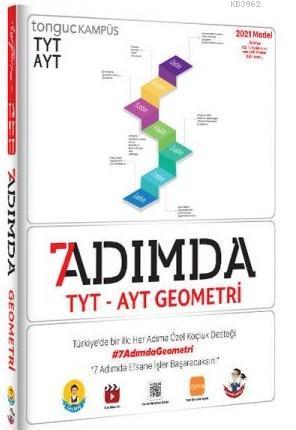 Tonguç Akademi 7 Adımda TYT-AYT Geometri Soru Bankası