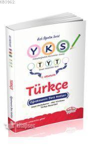 YKS TYT 1.Oturum Türkçe Öğretmenin Ders Notları